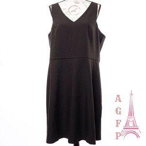 LOFT Plus Size New Little Black Dress